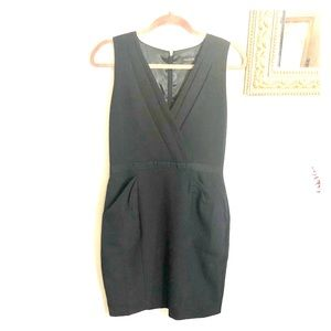 THE LIMITED business black dress